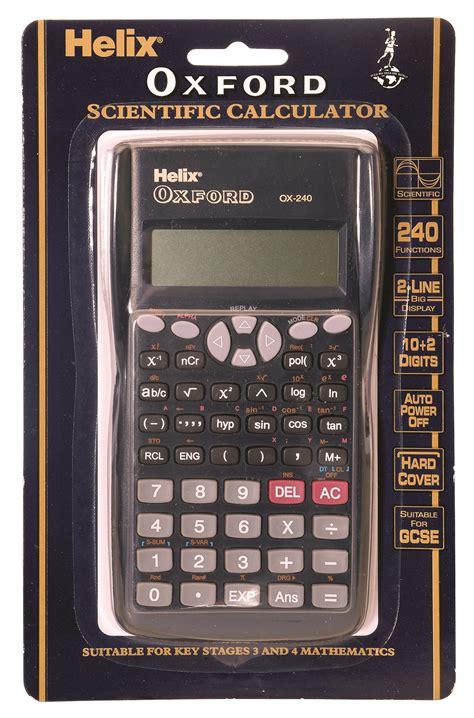 Helix Oxford Scientific Calculator | Jarrold, Norwich