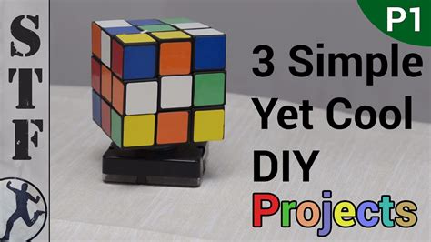 simple  cool diy projects part  youtube