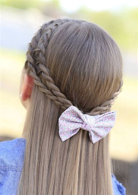 25 best ideas about hairstyles for school girls on