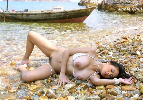 Asian Babes Db Nude Model Old Boat