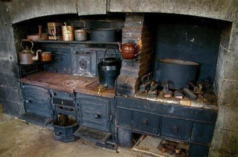 old fashioned cook stoves google search kitchens