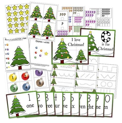 printable christmas party games pack download educational freebie free and nativity preschool packs
