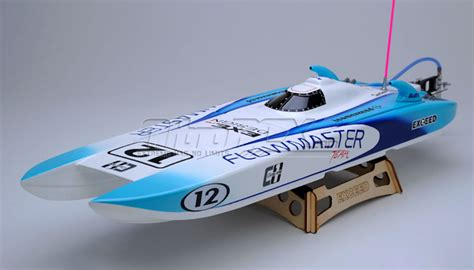 Battery Rc Boats For Sale by Exceed Racing Electric Powered Fiberglass Catamaran 650mm