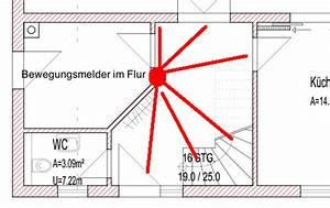 Bewegungsmelder Licht Innen : bewegungsmelder treppenhaus bestseller shop ~ Buech-reservation.com Haus und Dekorationen