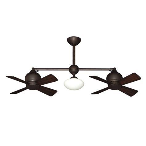gulf coast ceiling fans dual motor ceiling fan modern styling with halogen light