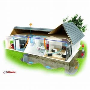 Vmc Pour Cave : kit puits canadien pour vmc 125 maison sans cave ~ Edinachiropracticcenter.com Idées de Décoration