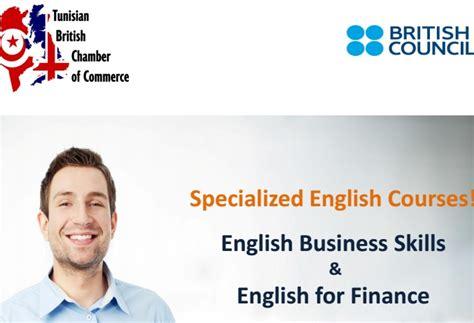chambre de commerce en anglais tbcc sessions de formation en anglais des affaires et
