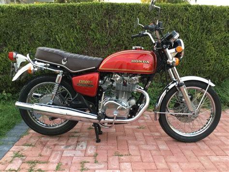 honda bike images t restored honda cb500t 1975 photographs at classic bikes