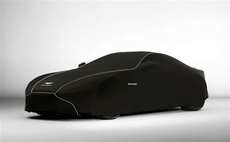 vantage personalised car cover