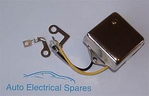 130637 Voltage Regulator 14tr For Lucas 15acr 16acr 17acr