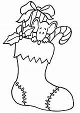 Socks Coloring sketch template