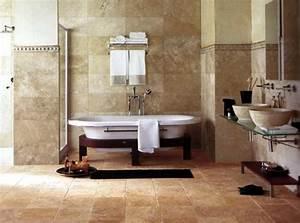 Mediterrane Badezimmer Fliesen : travertin platten fliesen marmor bodenbelag travertinplatten terrassenplatten r mischer ~ Sanjose-hotels-ca.com Haus und Dekorationen