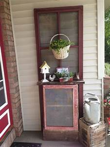 Old screen door project janie kennedy pinterest for Old door projects