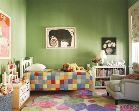 cool green kids rooms  inspire kidsomania