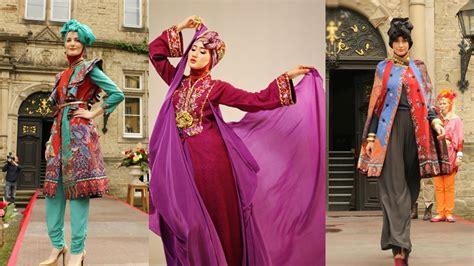 desain baju kebaya muslim rancangan dian pelangi model baru youtube
