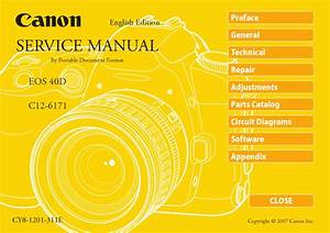 Canon-eos-40d-service-manual-repair-guide By Anh Tran