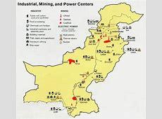 FilePakistan Industry Mining Power Centers Map 1973jpg