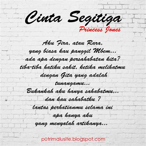 cinta segitiga princess jones dunia mbem