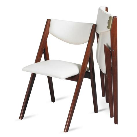 white folding dining table and chairs oooh look at this modern take on a folding dining chair
