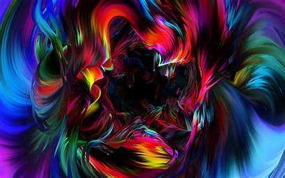 Neon Colorful 4k Widescreen Threads Ultra