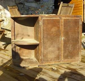 Repeindre Un Meuble En Bois Verni : peindre un meuble en bois verni photo avant ~ Dailycaller-alerts.com Idées de Décoration