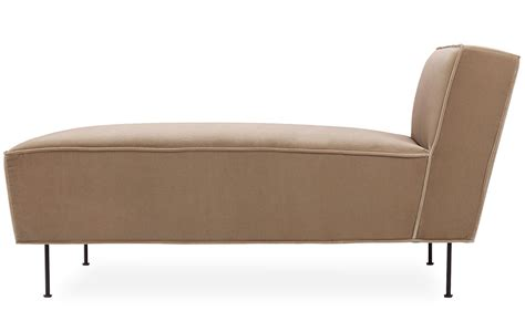 chaise pot modern line chaise longue hivemodern com