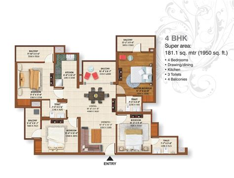 23 Bhk Ready To Move Apartments In Greater Noida Ready