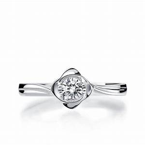 Enthralling solitaire wedding ring 025 carat round cut for Diamond wedding ring for him