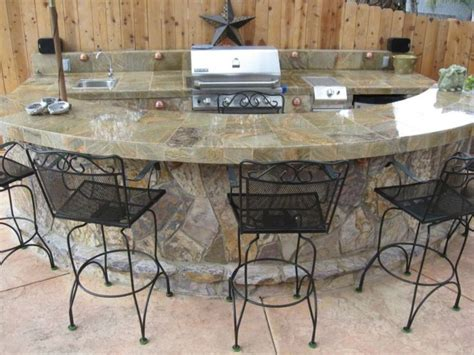 indoor kitchen island grill 1000 images about outdoor kitchens on 4660