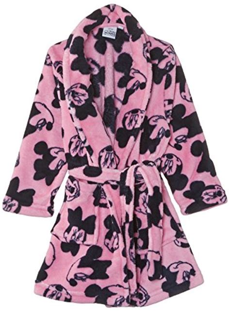 robe de chambre fille 16 ans disney minnie mouse nh2203 robe de chambre fille
