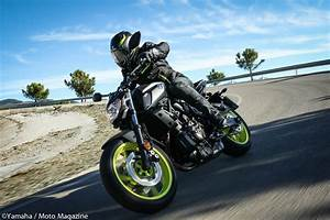 Essai Yamaha Mt 07 : essai yamaha mt 07 2018 encore plus de ressort moto magazine leader de l actualit ~ Medecine-chirurgie-esthetiques.com Avis de Voitures
