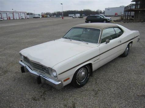 plymouth duster  sale  classiccarscom