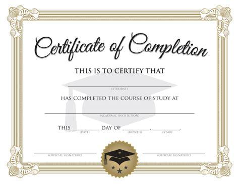 graduation certificate templates certificate templates