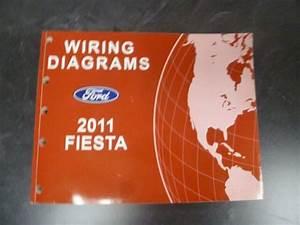 2011 Ford Fiesta Sedan Hatchback Electrical Wiring