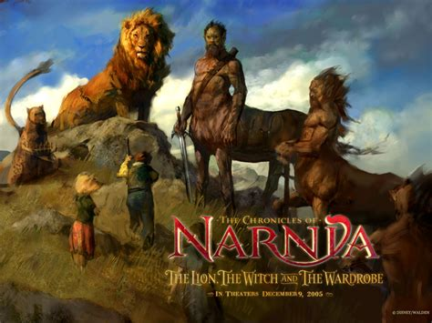 Filme Minotauro - aslan and creatures from the chronicles of narnia desktop