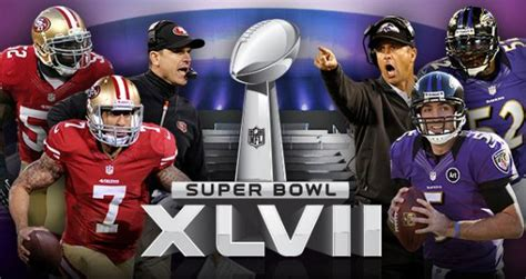 Super Bowl 47 Feats Facts And Historic Firsts Huffpost