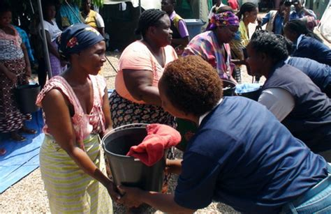 Bringing Hope to Survivors of Mozambique Landfill Disaster ...