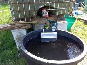 Tonne A Eau Plastique : fixer un abreuvoir automatique sur une tonne eau page 2 ~ Dailycaller-alerts.com Idées de Décoration
