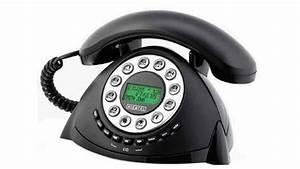 Telephone Filaire Retro : t l phones r sidentiels ne raccrochez pas ~ Teatrodelosmanantiales.com Idées de Décoration