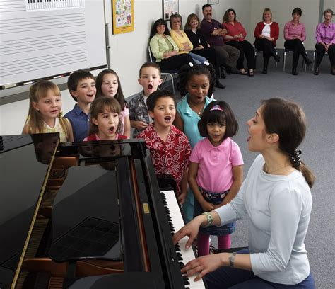 Music classes have benefits for toddlers and babies. Why Singing Is Good For You - Jensen's Yamaha Music School