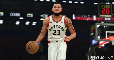 NBA 2K21 Fred Vanvleet Cyberface and Body Model v2.0 by ...