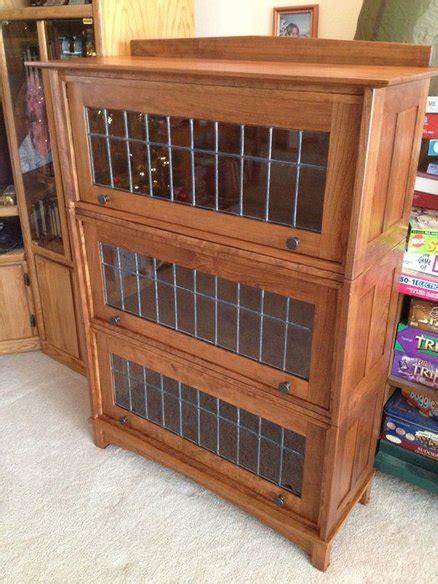 barrister bookcase  scottalan  lumberjockscom