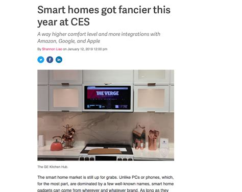 smart homes got fancier this year at ces stringtown living