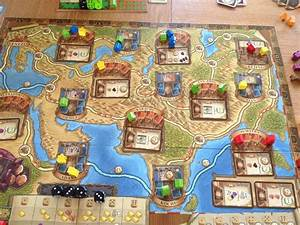 Gameday First Play – The Voyages of Marco Polo | JestaThaRogue