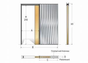 Porte à Galandage Prix : porte a galandage ides ~ Premium-room.com Idées de Décoration