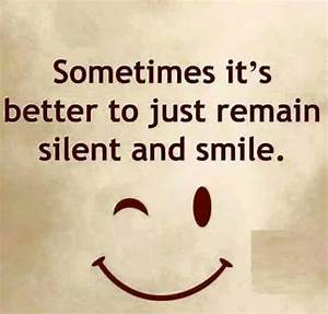 Top 27 Smile Qu... Smile N Silence Quotes