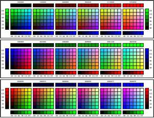 File Web Color Charts Svg