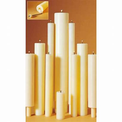 Candles Oil Filled Candle 50mm 40mm 35mm