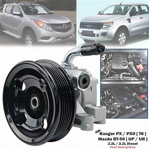 New Power Steering Pump For Mazda Bt