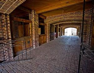 1000 images about barn on pinterest stables columns With brick horse barns